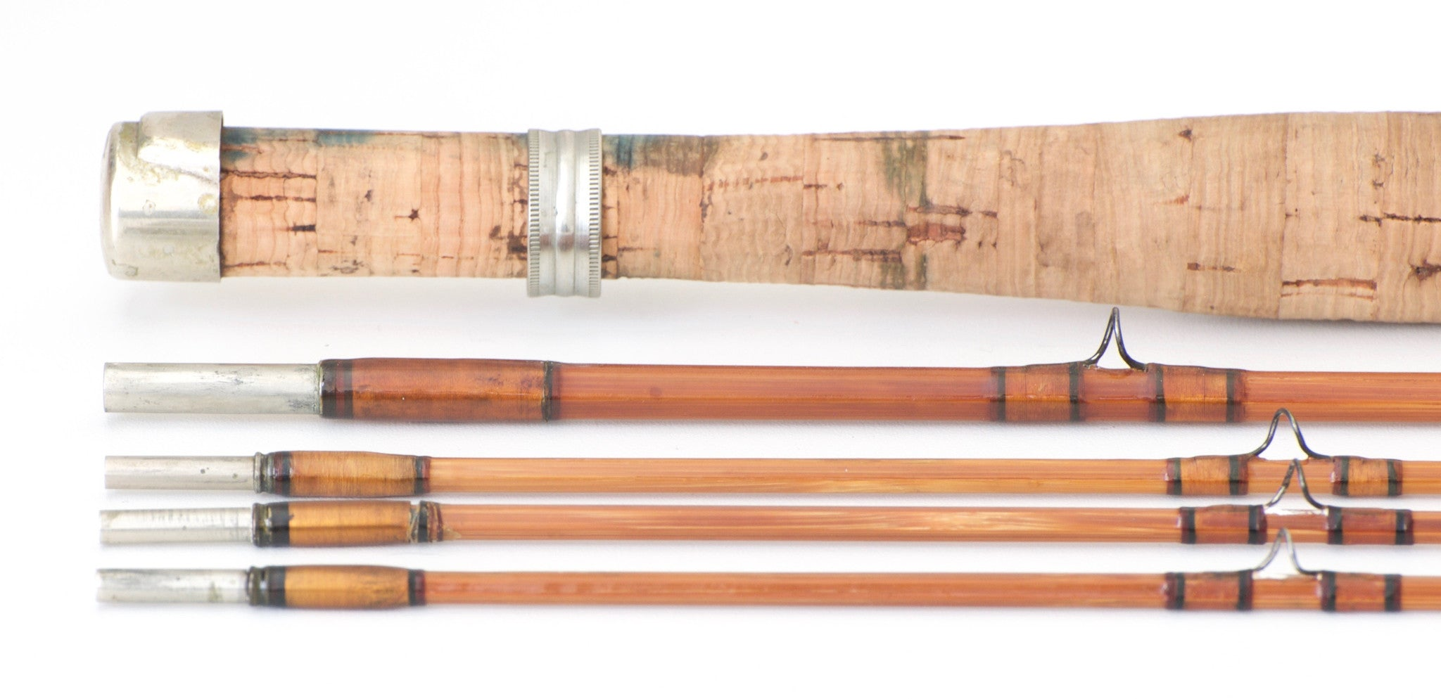 Edwards Bamboo Fly Rods Vintage Fly Tackle