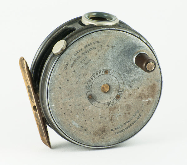 Hardy Perfect Fly Reel 3 3 8 Quot 1930 S Vintage Fly Tackle