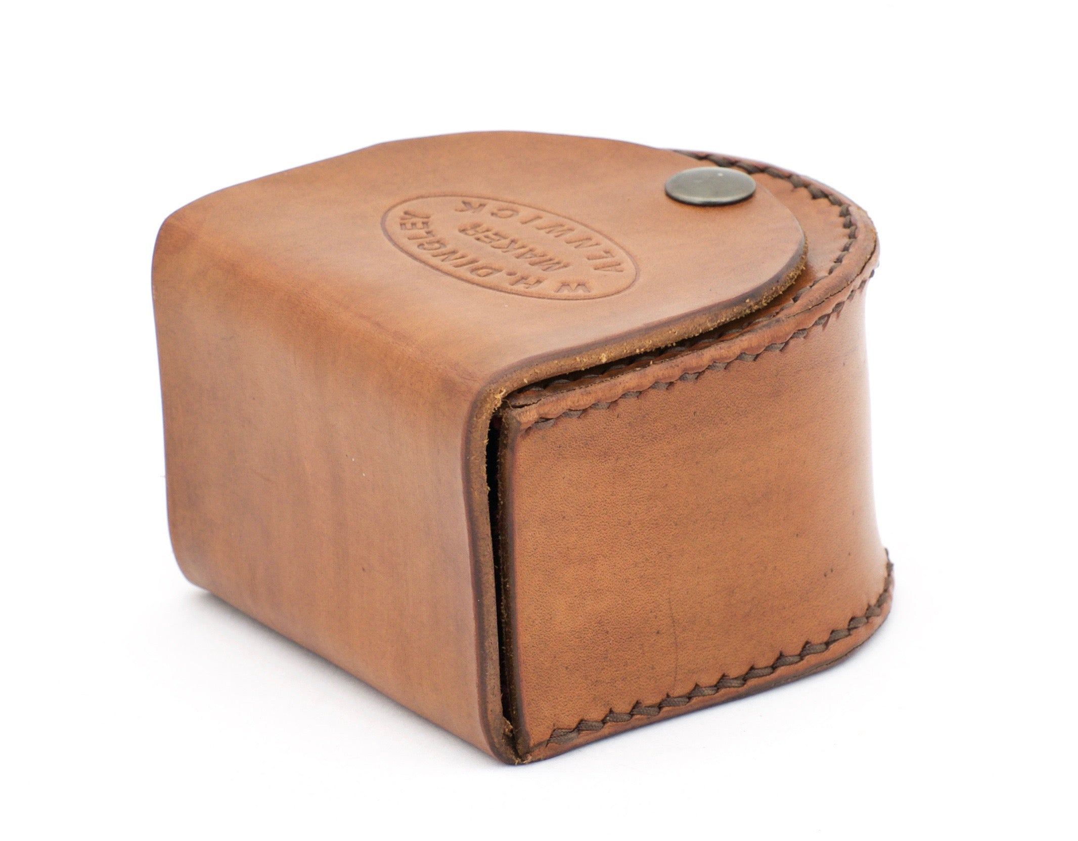 Leather Reel Case -- Dingley