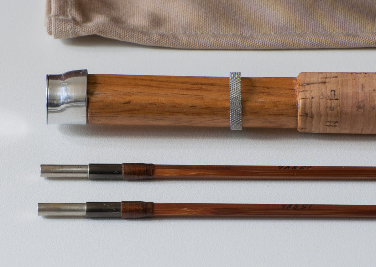 Orvis Battenkill Deluxe 6 6 Bamboo Rod Vintage Fly Tackle