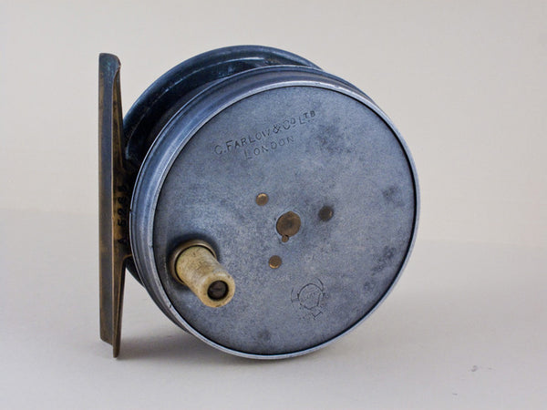 Farlow 2 3 4 Quot Perfect Style Fly Reel Vintage Fly Tackle