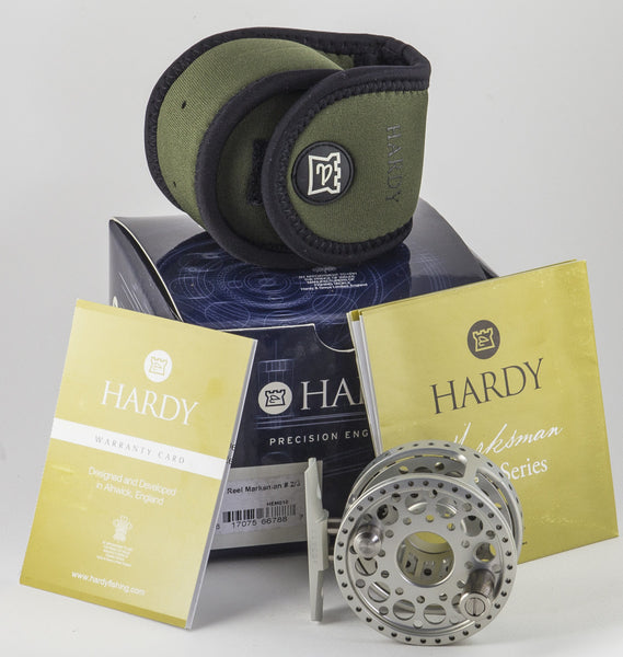 Hardy Marksman 2 3 Fly Reel New Vintage Fly Tackle