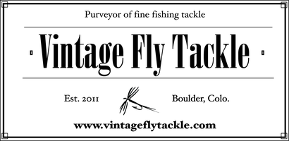 Vintage Fly Tackle