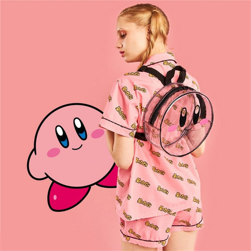 Kirby Transparent Backpack BP1011