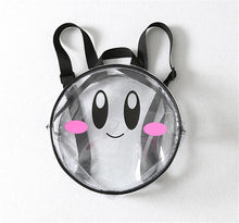 Load image into Gallery viewer, Kirby Transparent Backpack BP1011
