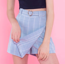 Load image into Gallery viewer, Harajuku Plaid Skirt RT0331