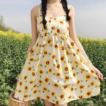 Load image into Gallery viewer, Sunflower Dress