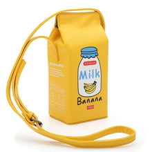 Load image into Gallery viewer, Cute milk shoulder bags