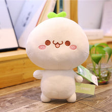 Load image into Gallery viewer, Kawaii Kaomoji Dumpling Plushy