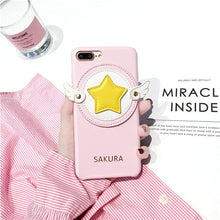 Load image into Gallery viewer, Sakura phone Case Cover For iPhone 6 6s 7 8 plus for iphone x 10 P0014