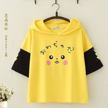 Load image into Gallery viewer, Kawaii Pikachu T-Shirt
