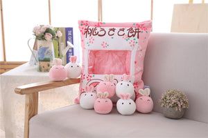 A Bag of Rabbit Plushy RP60041
