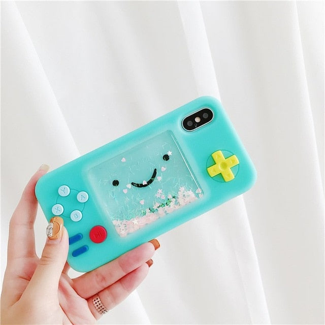 Funny Cartoon Play game Phone Case For iPhone 6,iPhone 6 Plus,iPhone 6s,iPhone 6s plus,iPhone 7,iPhone 7 Plus,iPhone 8 Plus,iPhone 8,iPhone X,iPhone XS MAX,iPhone XR,iPhone XS P0011
