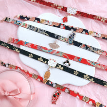 Load image into Gallery viewer, Japanese Style Choker
