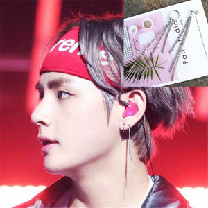 """TEEROT"" K-pop Earring"