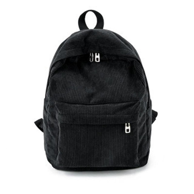 Pure Color Women Backpack Fashion BP1001