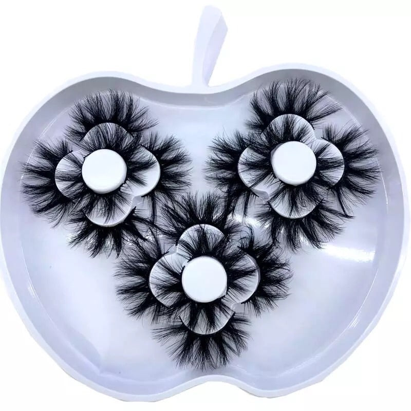 Apple Deluxe 25mm Lash Set