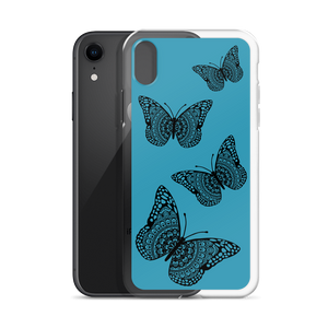Butterfly iPhone Case