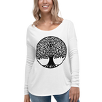 Tree Of Life Ladies' Long Sleeve Tee