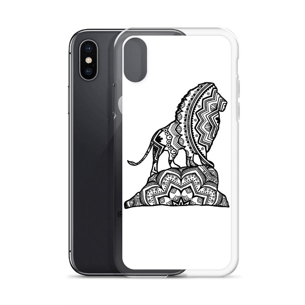 Lion iPhone Case