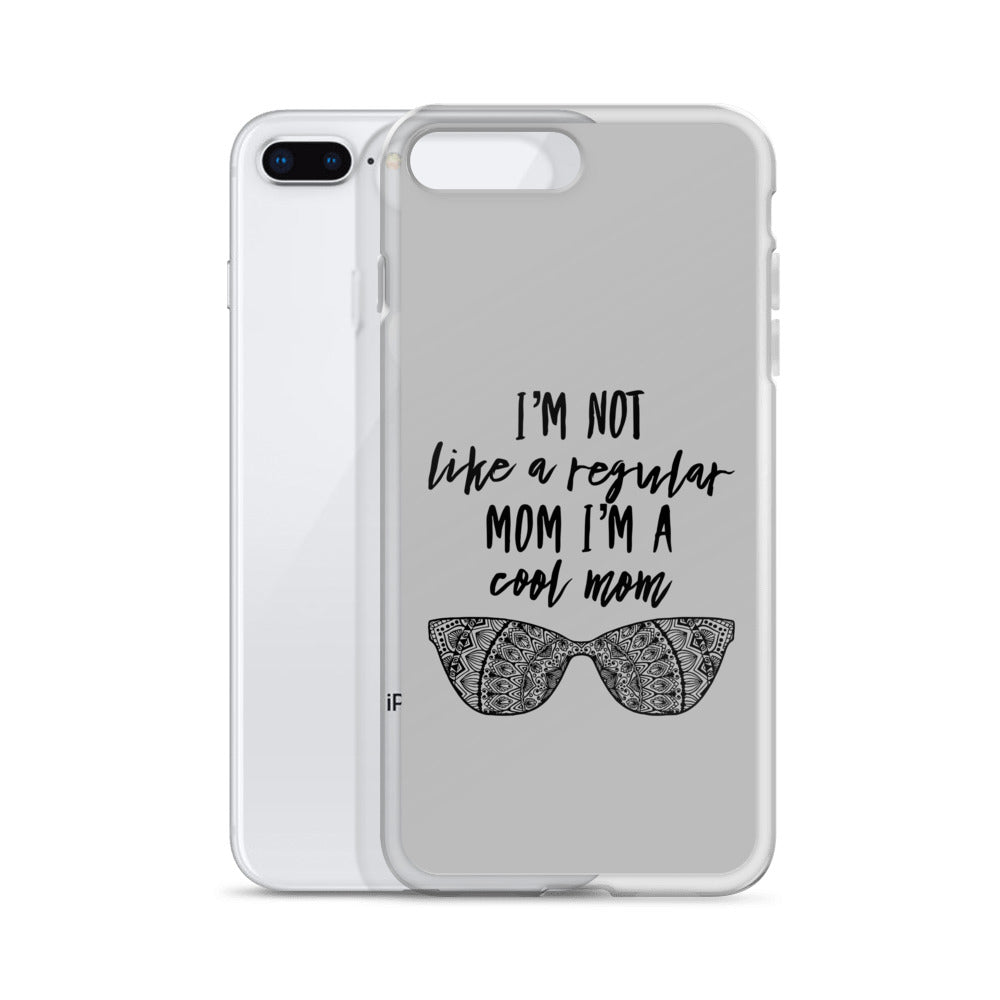 Cool Mom iPhone Case