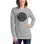 Volleyball Unisex Long Sleeve Tee