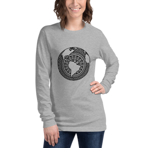 Earth Unisex Long Sleeve Tee