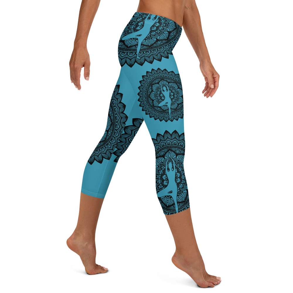 Yogi Capri Leggings