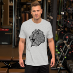 Lion Short-Sleeve Unisex T-Shirt