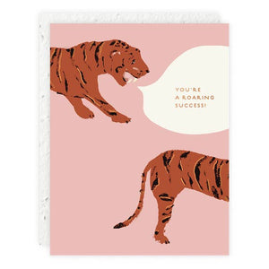 Roaring Success Card
