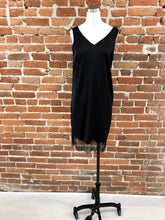 Load image into Gallery viewer, Desi Dress in Black - FINAL SALE