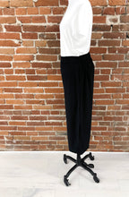 Load image into Gallery viewer, Best Ever Wide Leg Trousers in Black