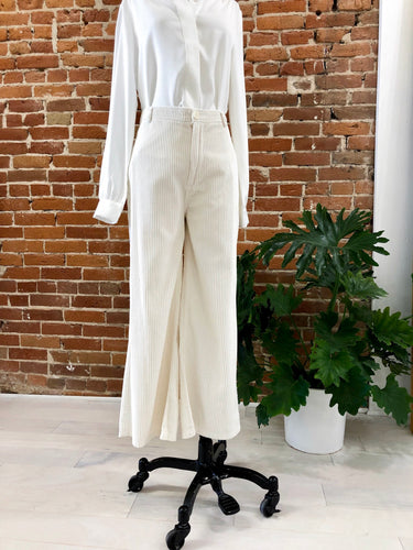 Good Company Wide Leg Cords in Ivory