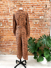 Load image into Gallery viewer, Burana Jumpsuit in Animal Print