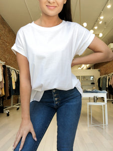Allegro Top in White