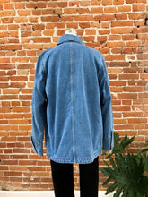 Load image into Gallery viewer, Dawson Denim Jacket