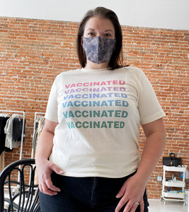 Vaccinated Tee