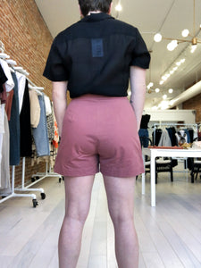 Colleen Shorts in Marsala