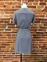 Load image into Gallery viewer, Reina Dress in Dusty Blue