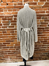 Load image into Gallery viewer, Soto Cardigan in Marled Black