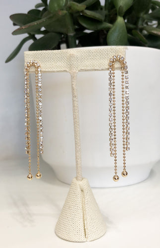 Gala Dangle Earrings