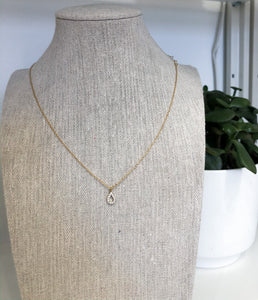 Teardrop Necklace