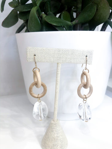 Breezy Drop Earring