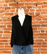 Load image into Gallery viewer, Lovey Tank Top in Black