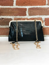Load image into Gallery viewer, Alicia Soft Croc Shoulder Bag - FINAL SALE
