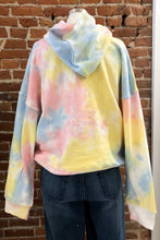 Load image into Gallery viewer, Angel Hoodie in Yellow Multi