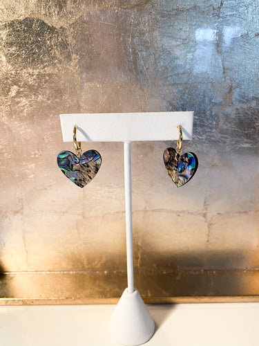 Carmen Heart Earrings