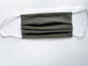 Fabric Face Mask Version 1 - FINAL SALE