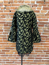 Load image into Gallery viewer, Coquito Coat with Fur Trim