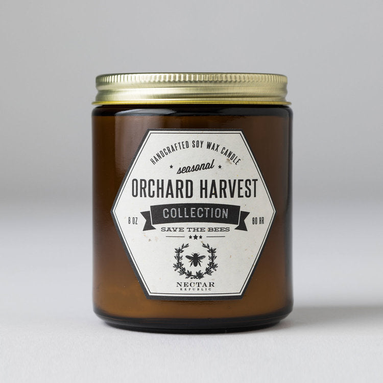 Orchard Harvest Jar Candle